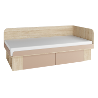 Дитяче ліжко з ящиками Юніор 90х200 - фабрики Фенікс